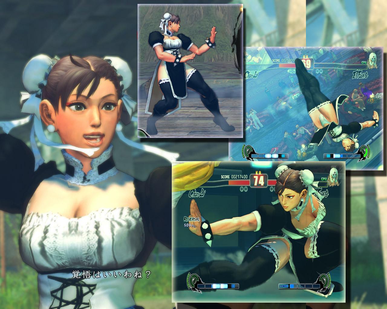Street fighter iv arcade mods nude mods sexy gallery
