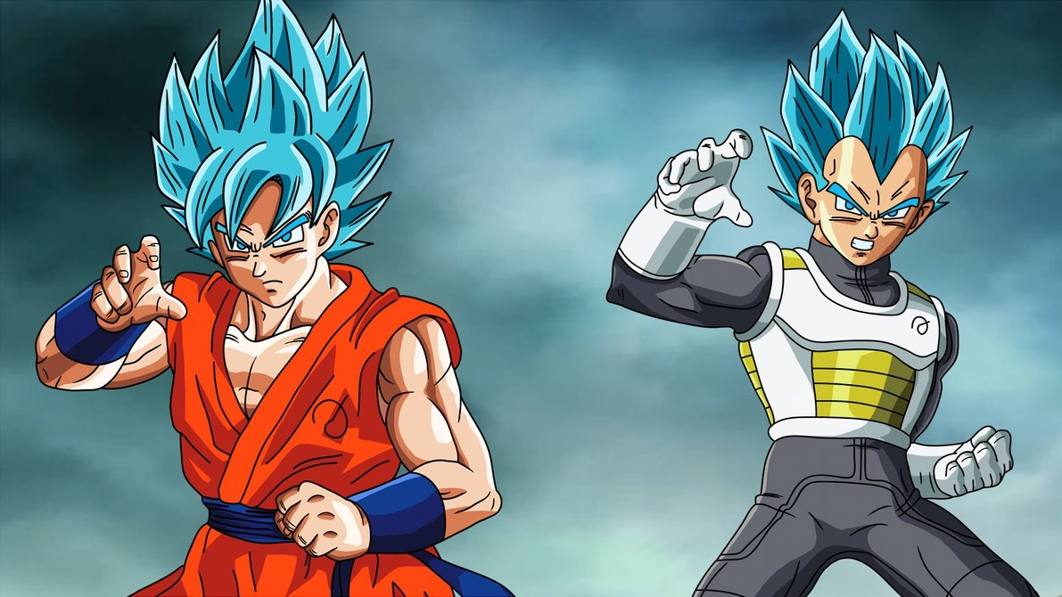 Dragon Ball Fighterz Goes God Mode With Super Saiyan Blue Vegeta