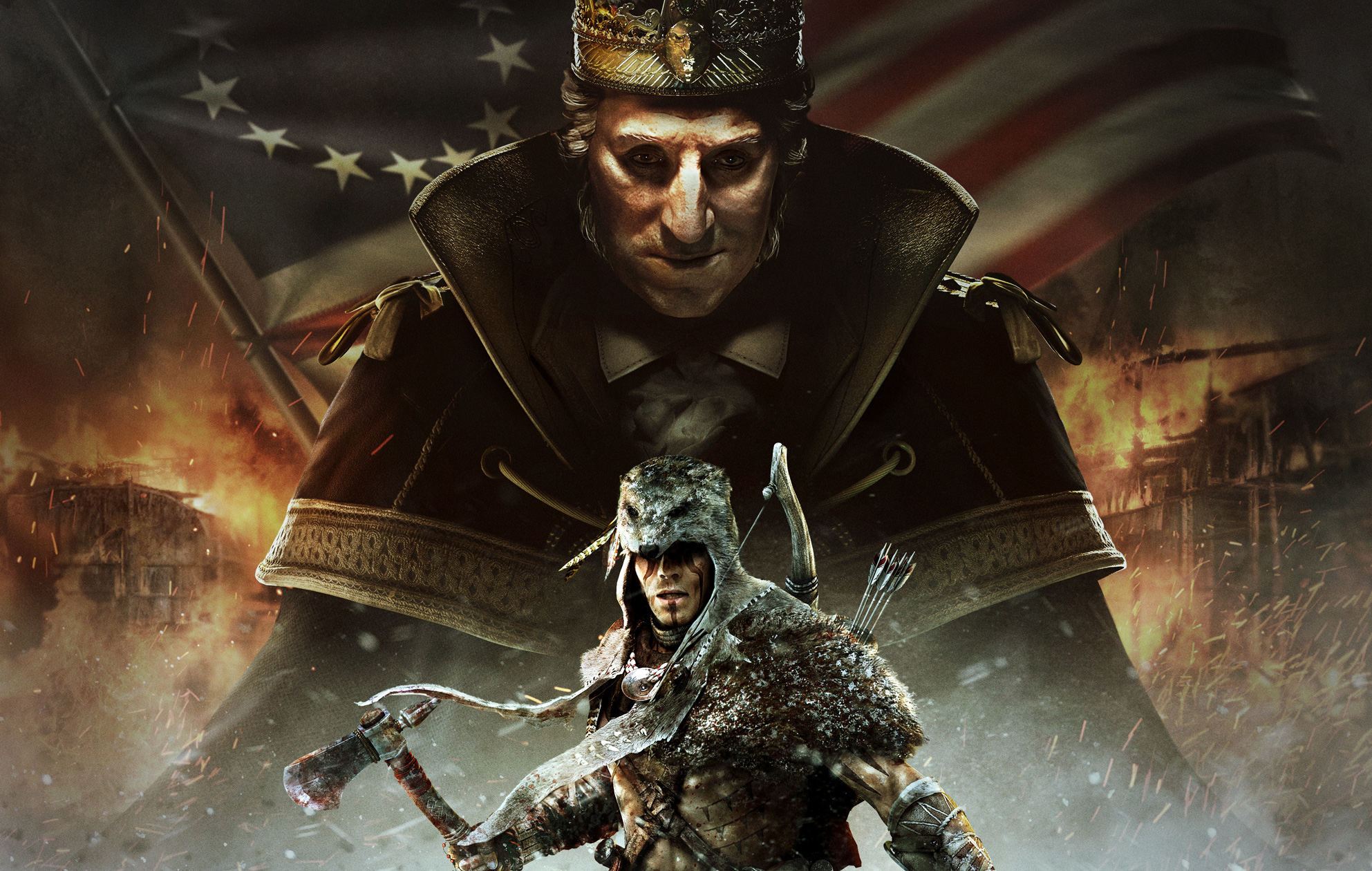 Assassin's Creed 3: Infamy of George Washington DLC ...