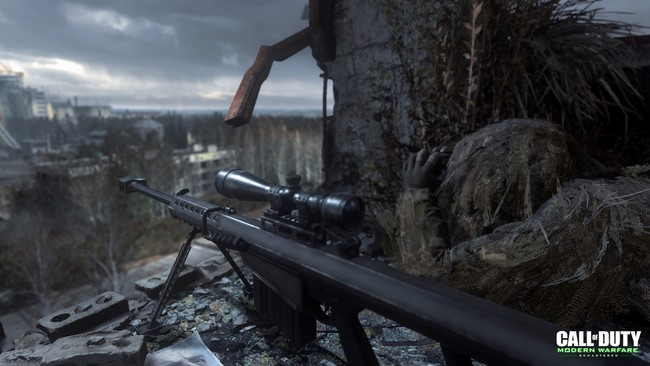 Call of Duty: Modern Warfare Remastered campaign goes live for PS4