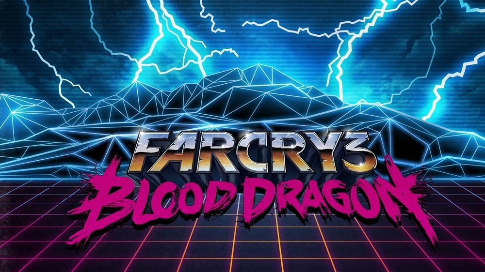 Far Cry 3 Blood Dragon Available Today Sergeant Rex Power Colt