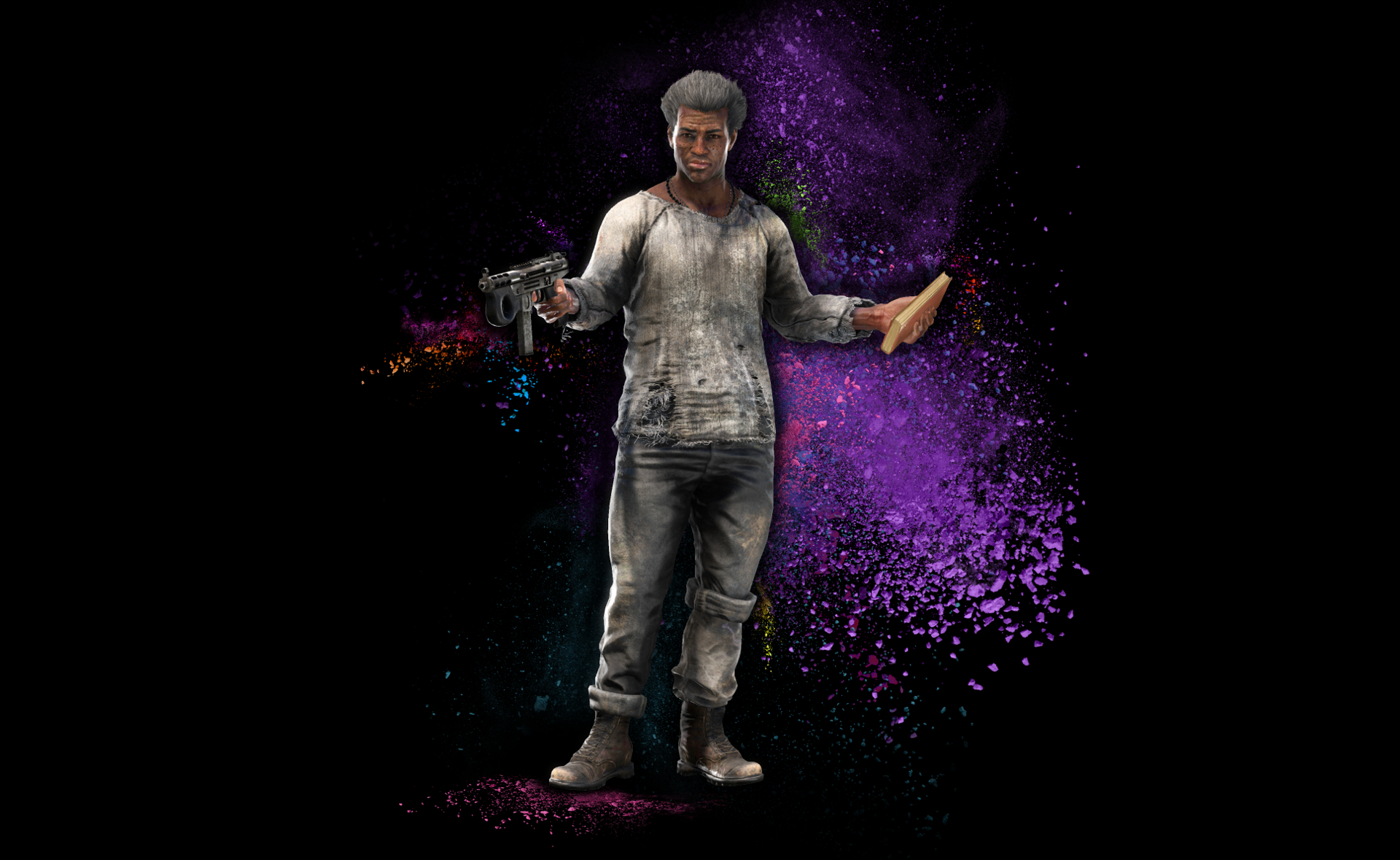 Far Cry 4 S Weapons Of Kyrat Trailer Meet Weapon Dealer Longinus Who Says All Lions Need Teeth Neoseeker