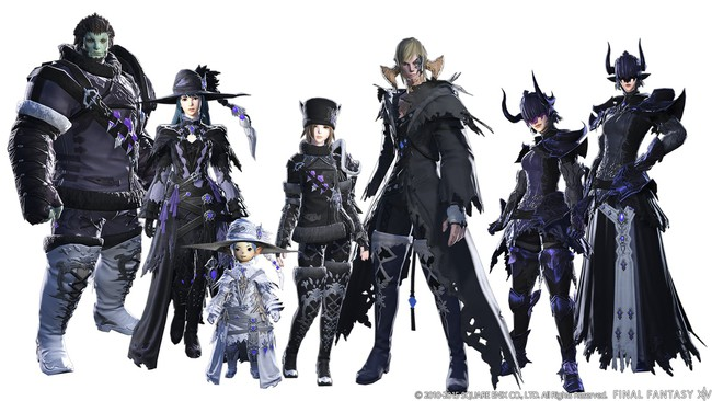 Final Fantasy XIV's upcoming Void Ark is a 24-player
