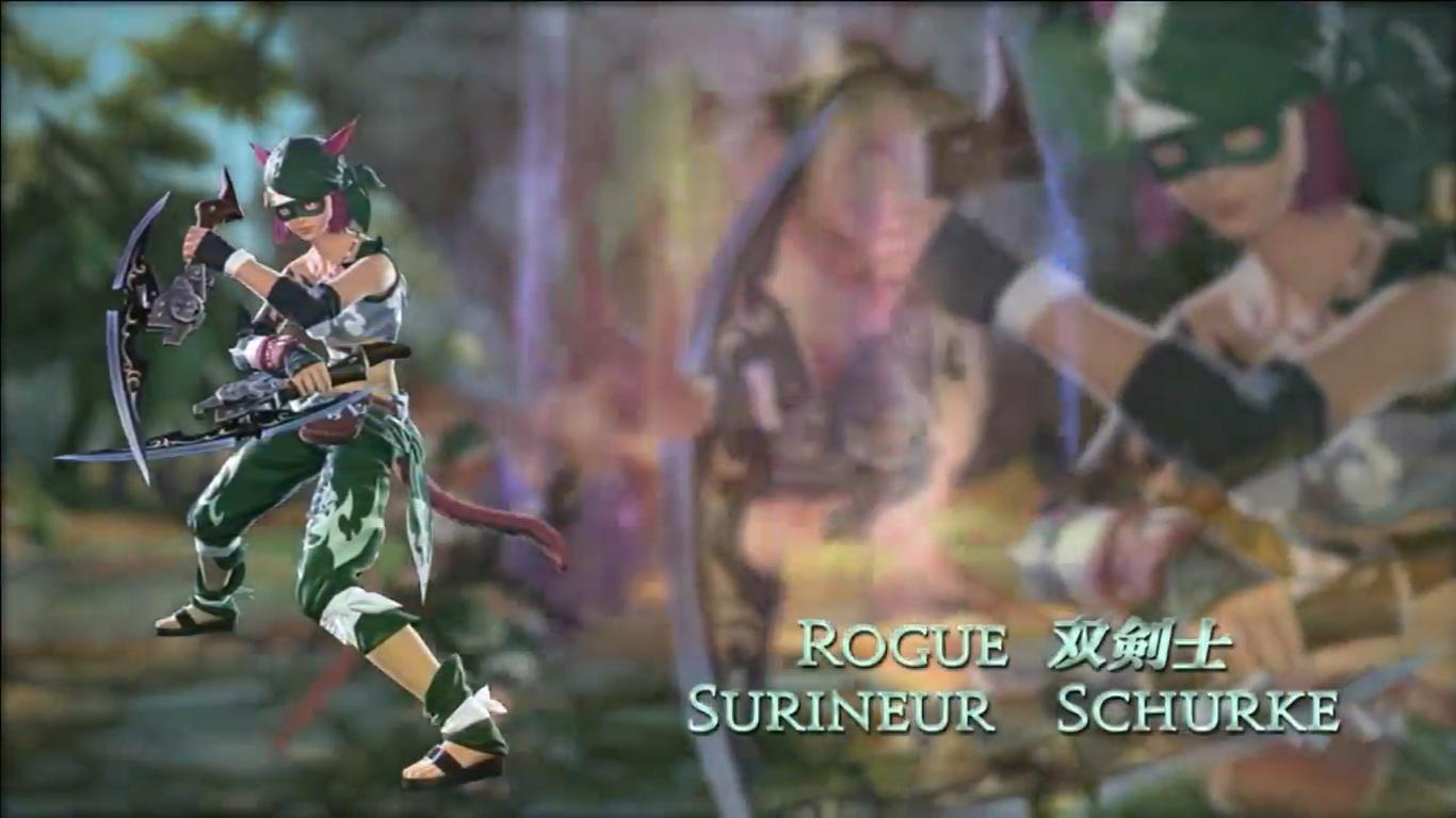 Final Fantasy XIV: A Realm Reborn introducing Ninja job in ...