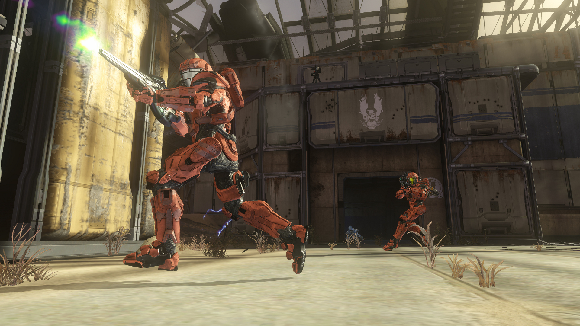Halo 4's 'Champions Bundle' DLC packages new maps, armor