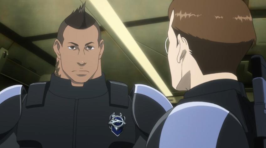 Mass Effect Paragon Lost Anime Movie Gets Trailer Stars Vega
