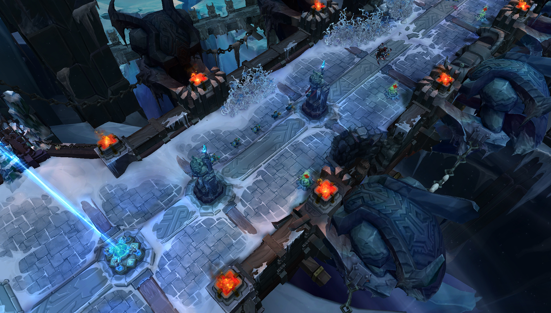 League of Legends aggiornamento matchmaking
