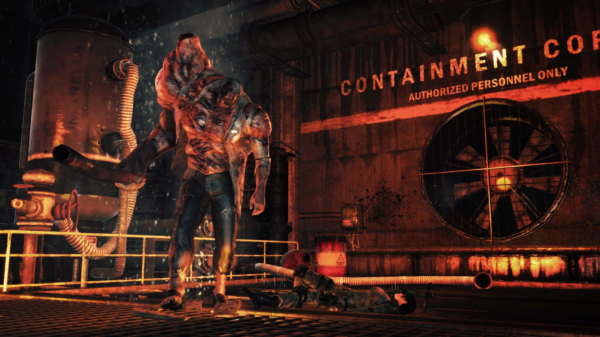 RE: Operation Raccoon City trailer, screens give first