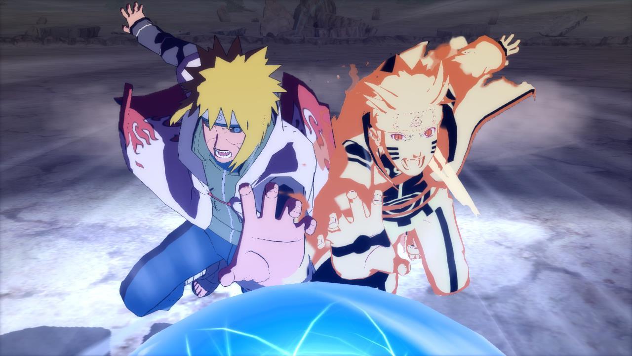 Naruto Shippuden Ultimate Ninja Storm Revolution Adds Reanimated Minato Namakaze The Yellow Flash