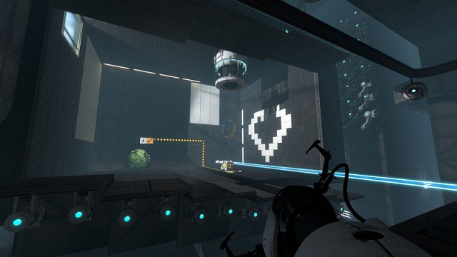 portal 2 how to create the corrupted cores