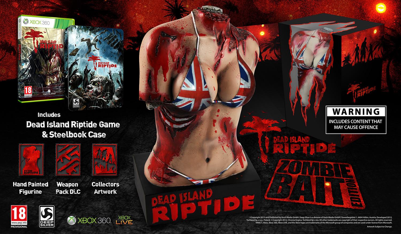 Bleach Dead Island Riptide The Dead Island Riptide