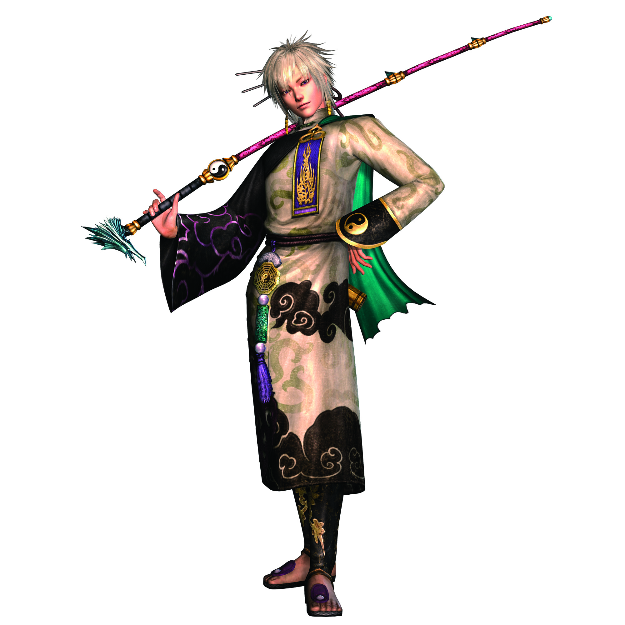 In-depth Preview: KOEI Teases New IP At E3 2009