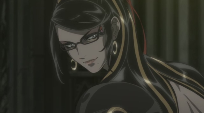Bayonetta Bloody Fate Anime Confirmed For November In Japan