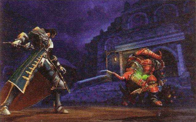 Trevor & Simon Belmont return in Castlevania: Mirror of ...