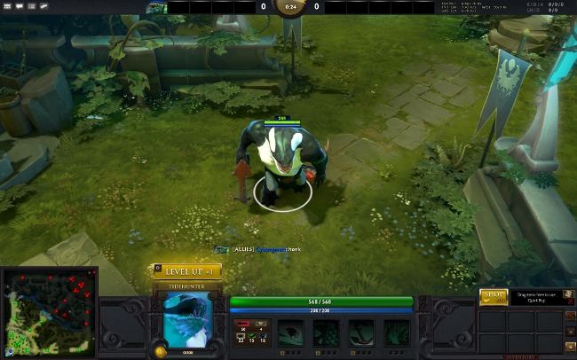 microtransaction items disovered in latest dota 2 beta client