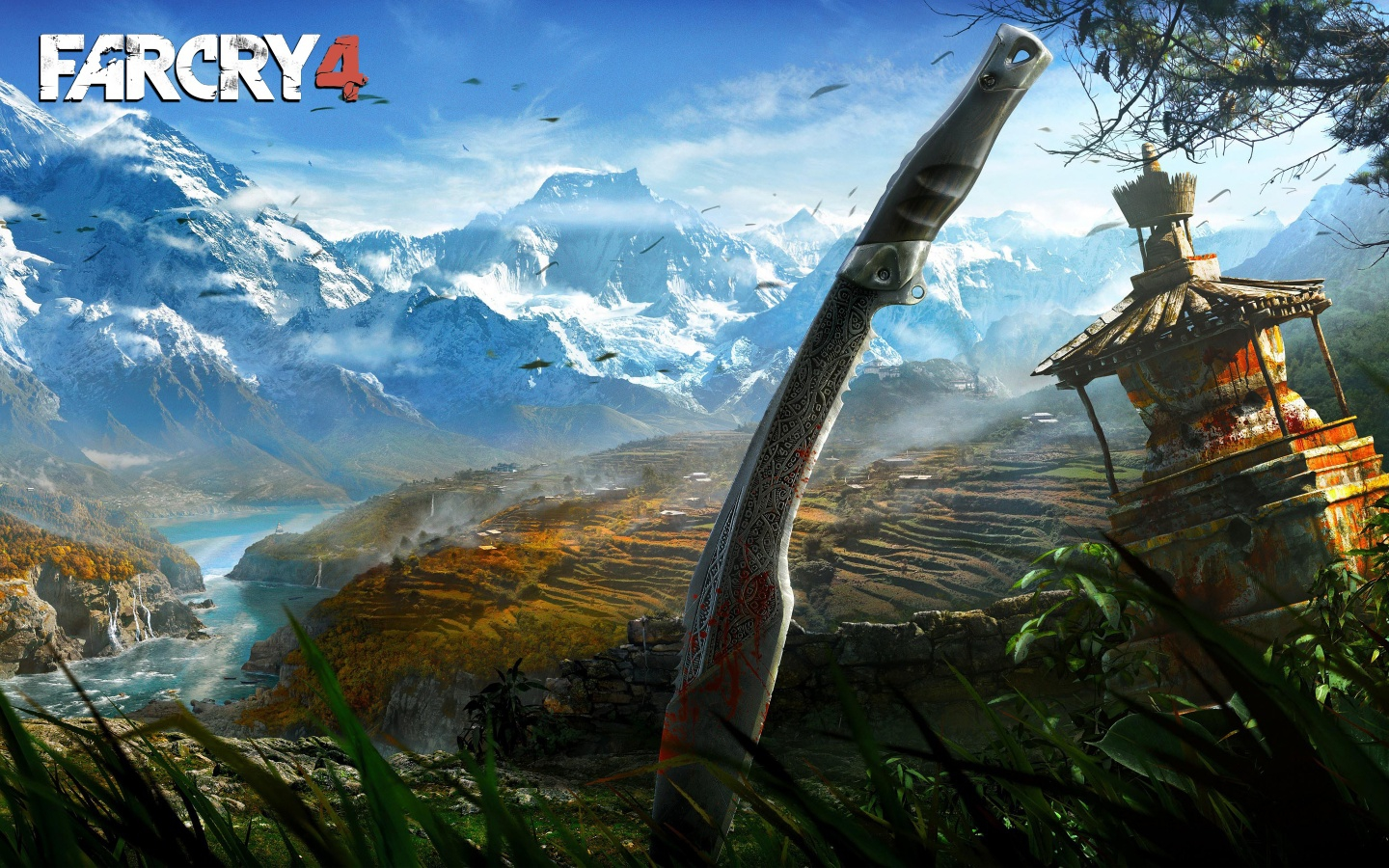 Far Cry 4 Trailer Highlights The Wonders And Dangers Of Kyrat To The Mantra Of I Will Survive Neoseeker