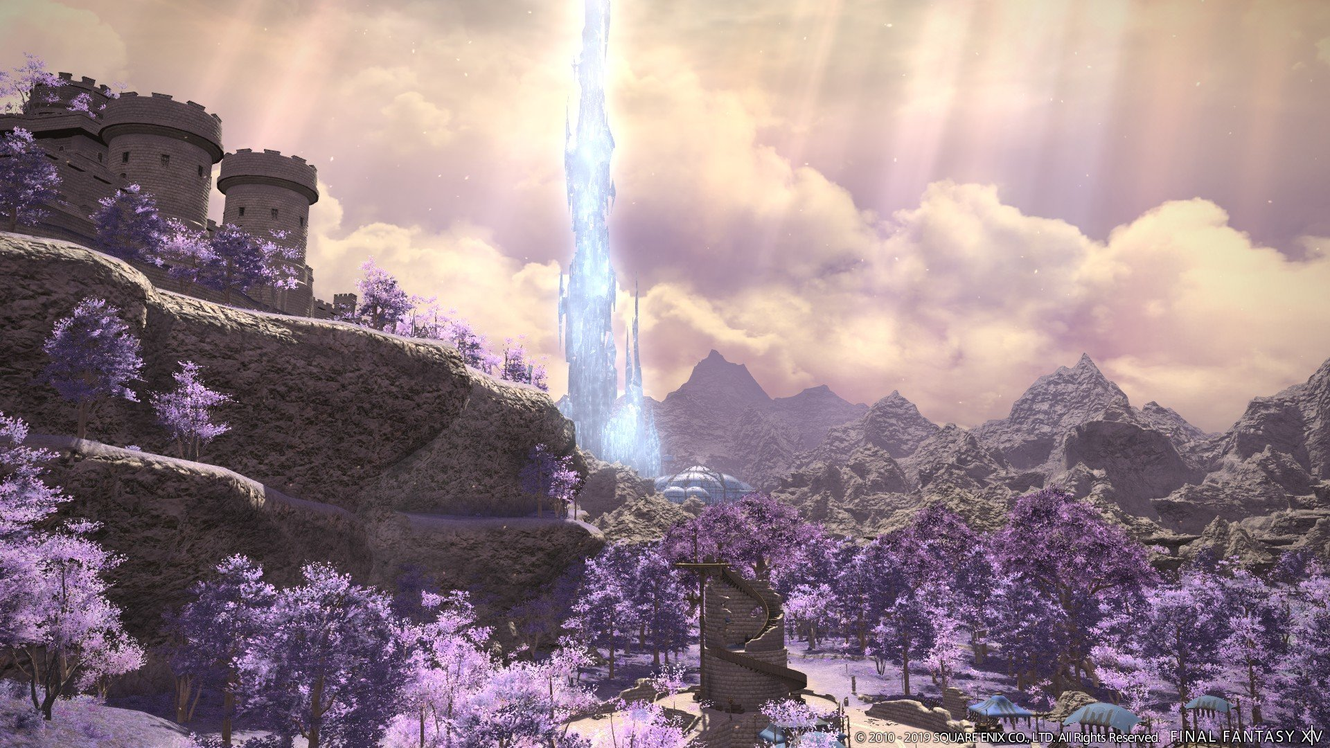 FFXIV Shadowbringers goes dimension hopping with new Dancer