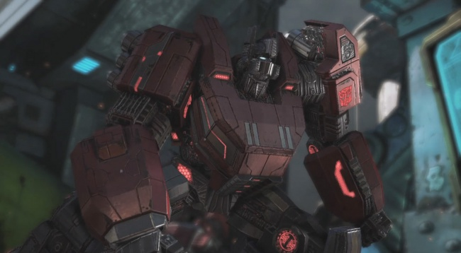Transformers: Fall of Cybertron brings back original Optimus, Grimlock actors Image 1