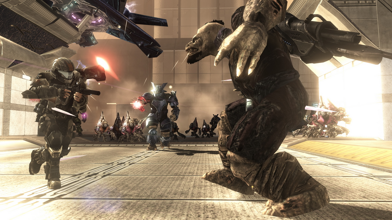 New details on Halo 3: ODST multiplayer maps - Neoseeker