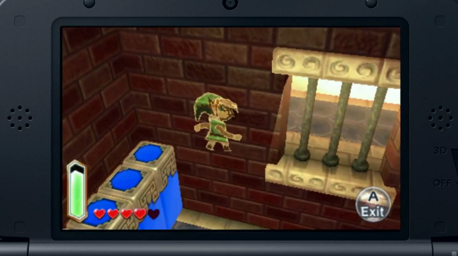 The Legend of Zelda: A Link to the Past successor announced