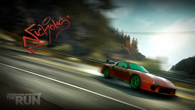 Need For Speed The Run pc Need For Speed The Run on