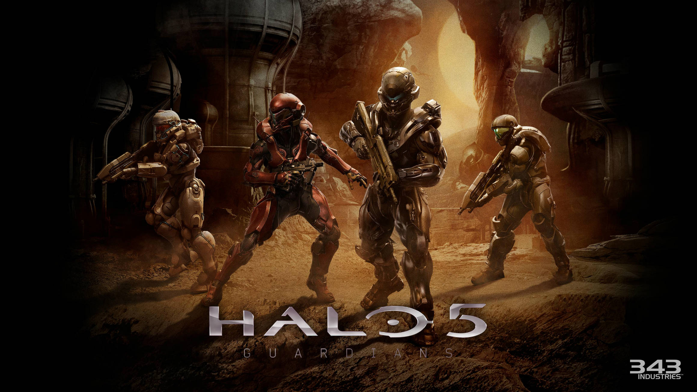 Halo Guardians story shows Master Chief at his most vulnerable