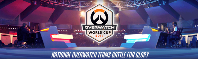 Overwatch World Cup Returns In 2017 Put Your Country On The Map