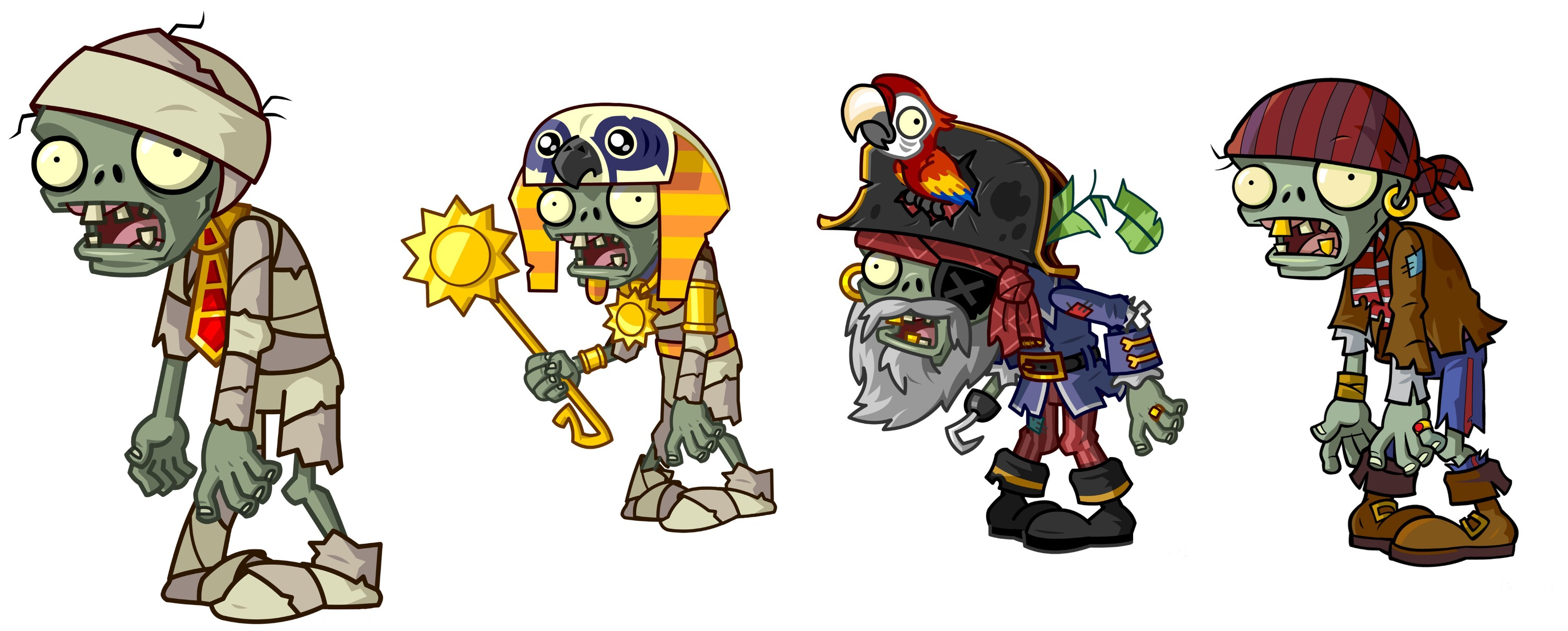nerds of a feather, flock together: Plants vs. Zombies 2 ...