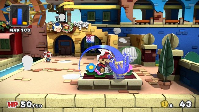 Paper Mario Color Splash Comes To Wii U On October 7