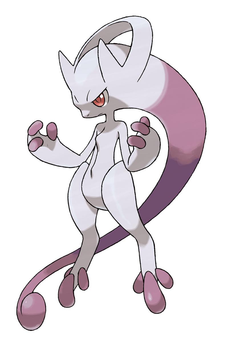 Pokemon x and y 39 s latest pokemon teased oddly similar to fan favorite legendary mewtwo - X evolution pokemon ...