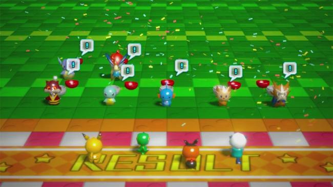 Pokemon Rumble U screenshots and figurines, April 24 release in