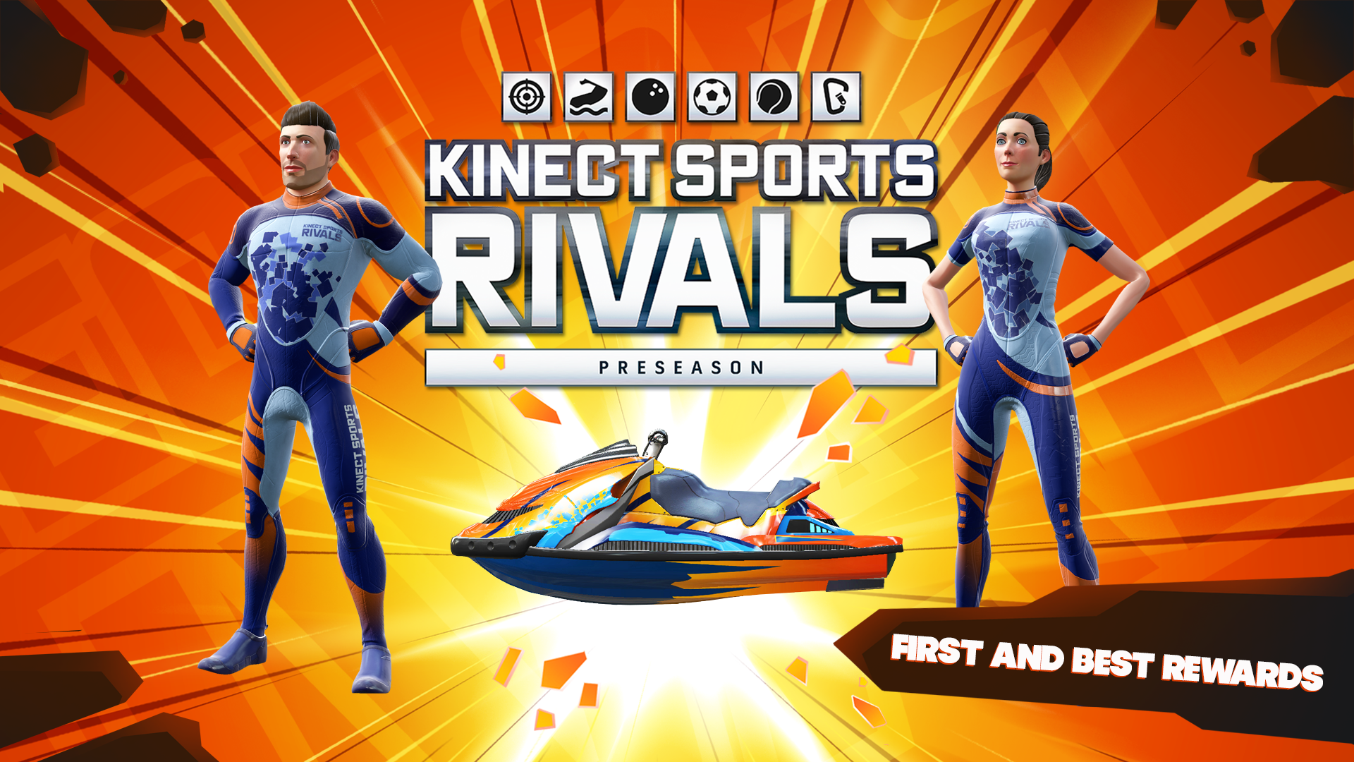 Kinect Sports Rivals free 'Preseason' available at Xbox One