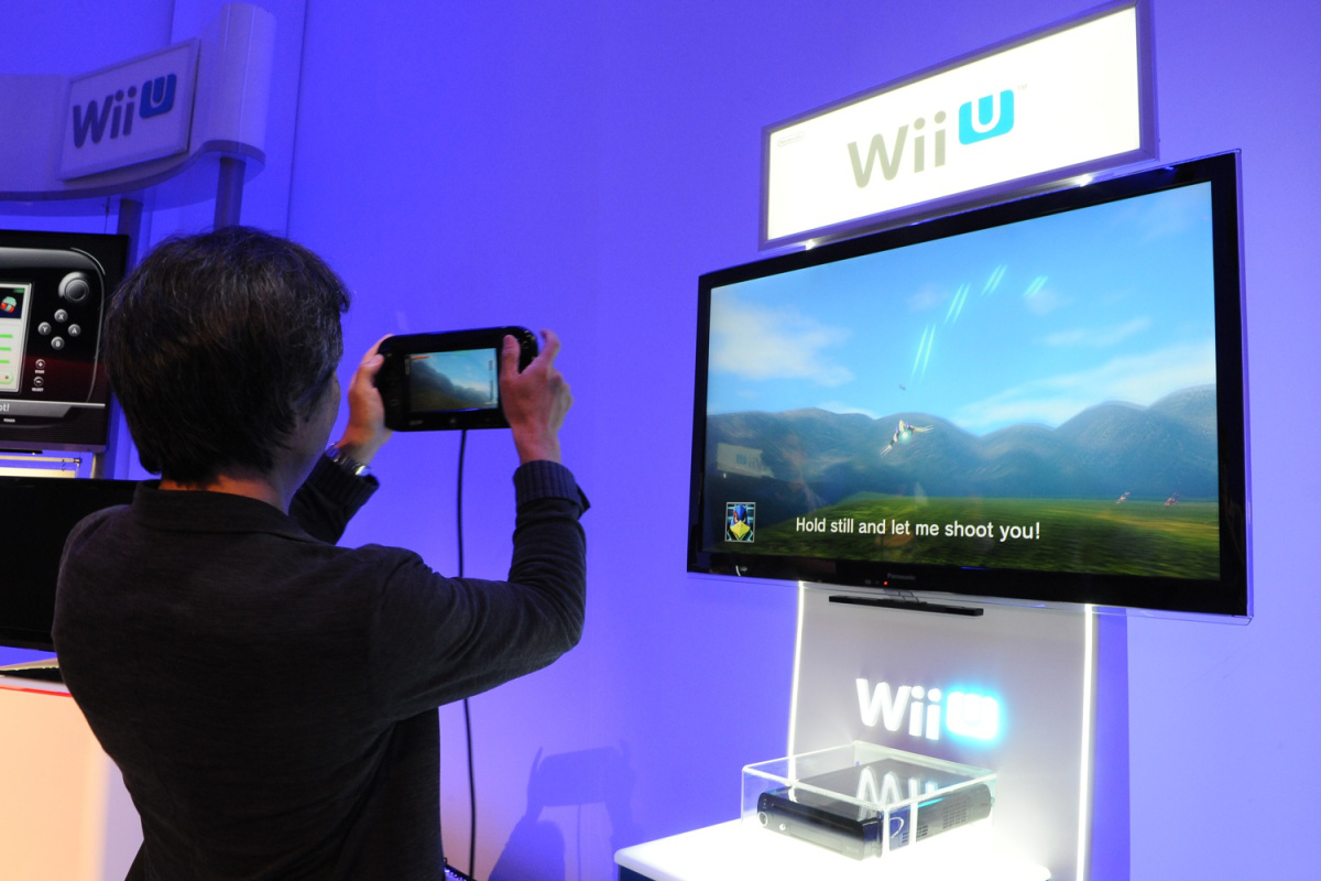 Star Fox Wii U and two new IP announcements leak prior to