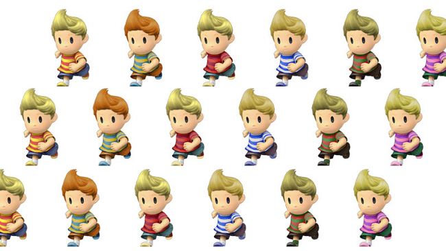 Super Smash Bros To Add Lucas To The Roster Via Dlc In