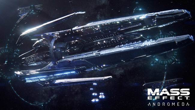 Mass Effect: Andromeda [Origin Аккаунт]