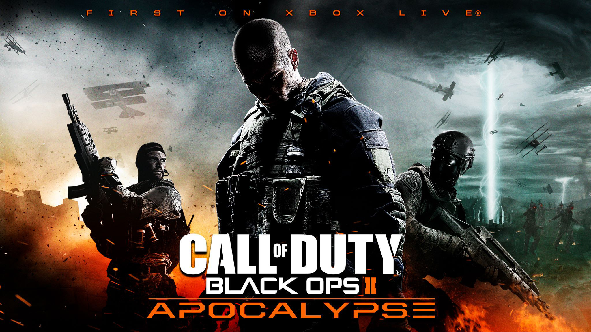 Call of Duty: Black Ops 2 DLC wraps up with 'Apocalypse', brings new Call Of Duty Black Ops Zombie Map Packs on