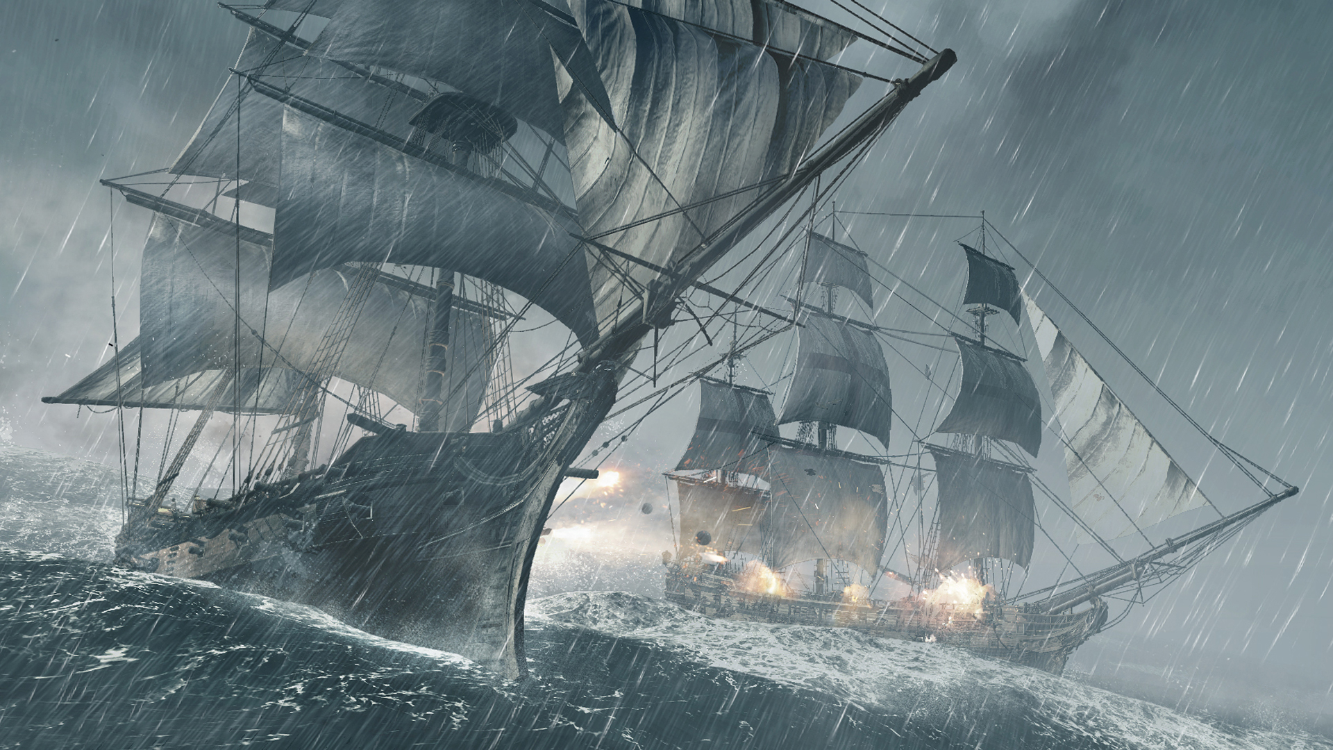 Assassin's Creed 4: Black Flag walkthrough shows off more naval