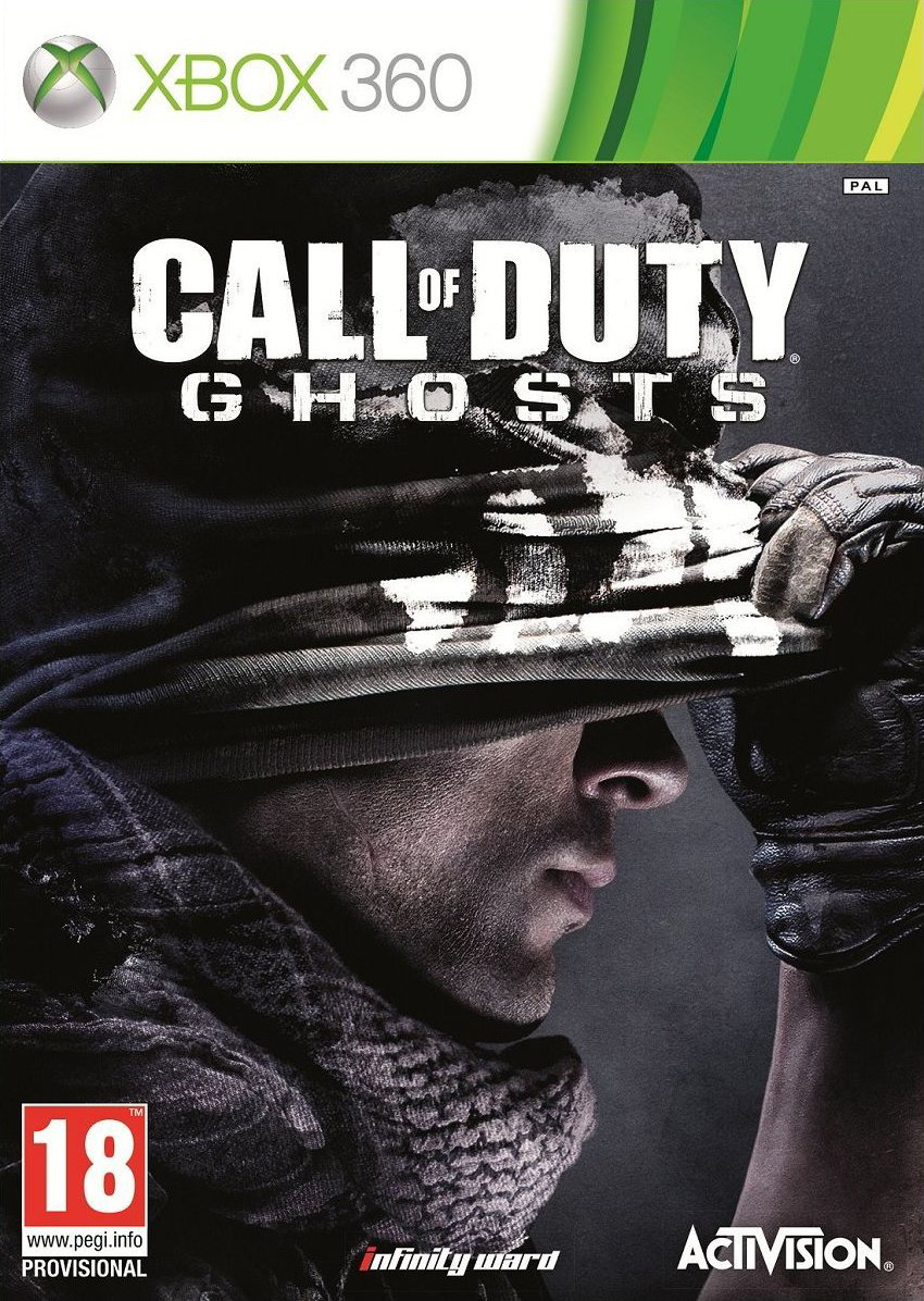 Call of Duty: Ghosts? Box art and retailer ad tease unannounced Call