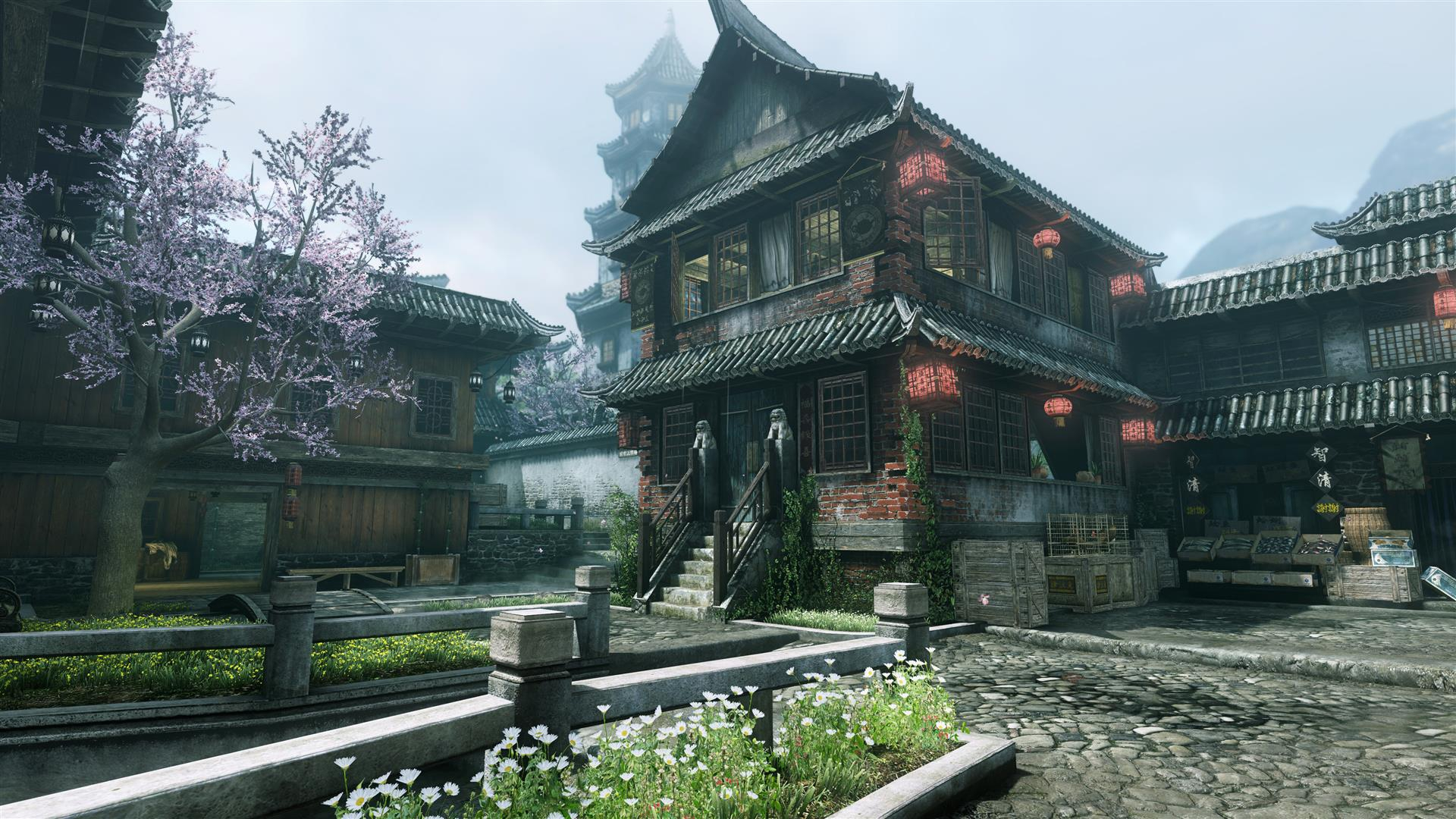 Call Of Duty Ghosts Trailer And Screenshots Preview Nemesis Map