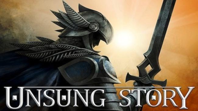 Unsung Story funded on Kickstarter