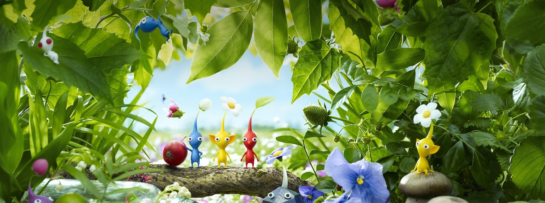 Pikmin 3 Goes Deluxe On Switch This October Neoseeker