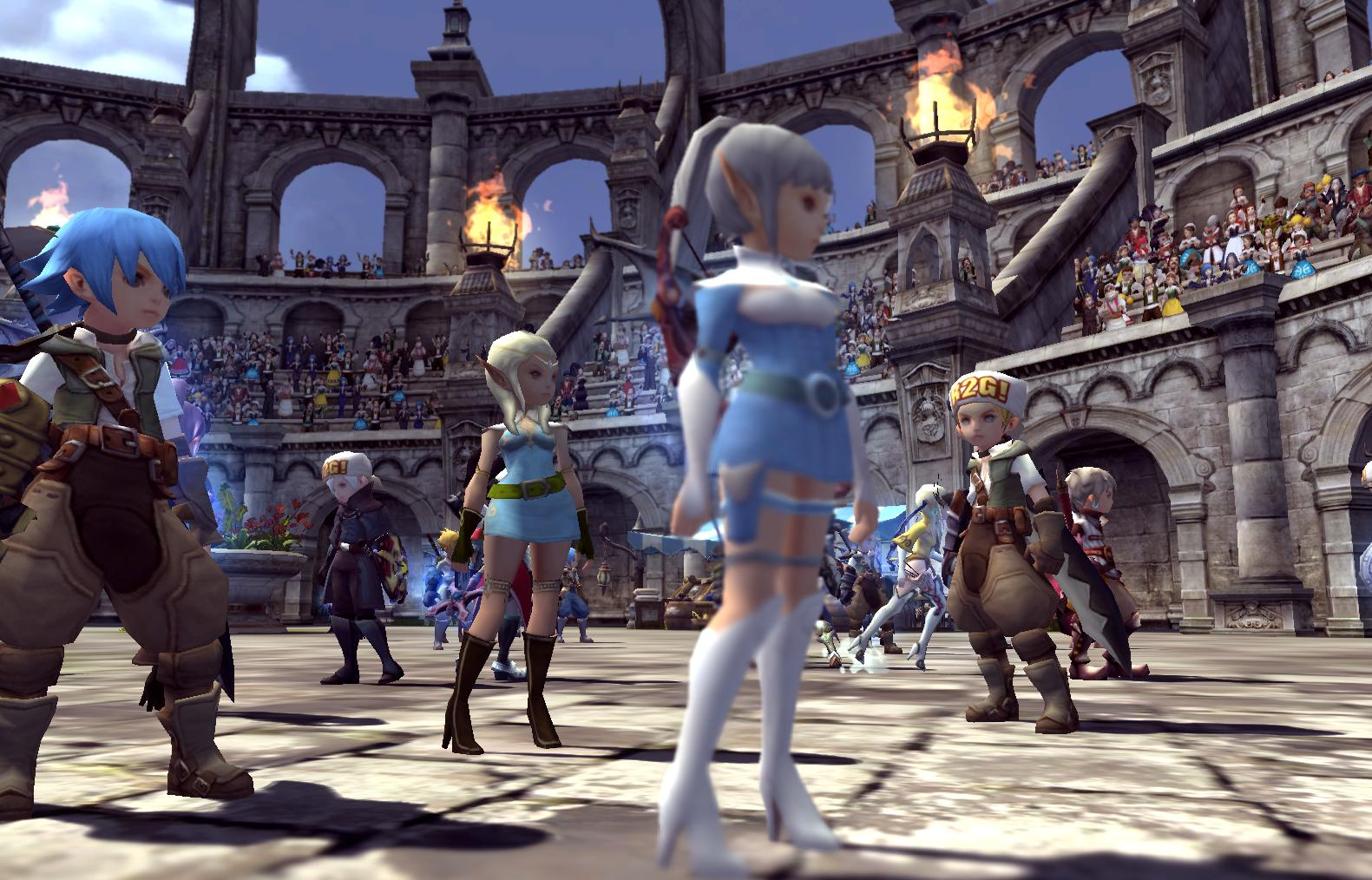 Warrior - Official Dragon Nest Wiki