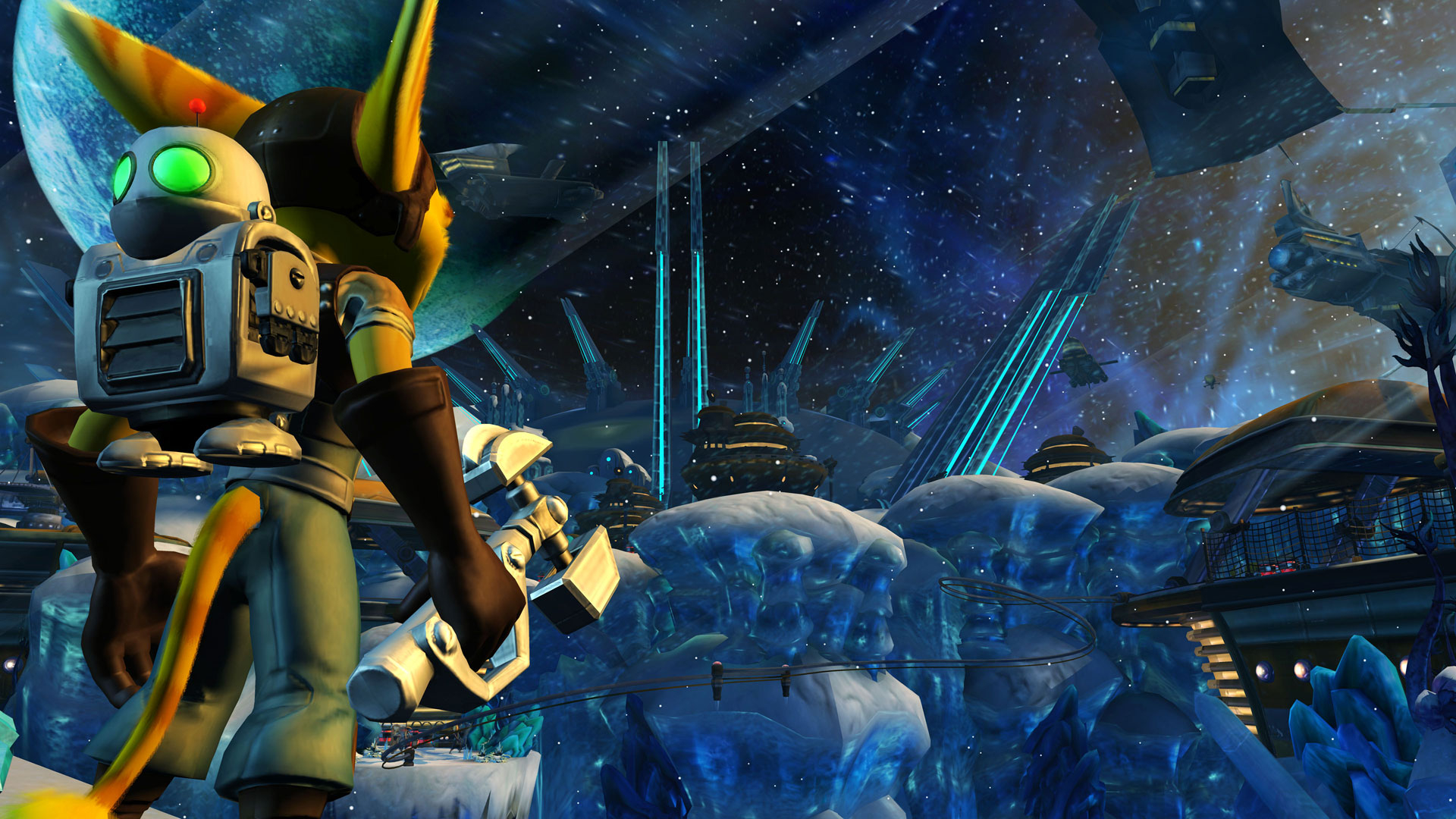 Rumor Ratchet Clank Trilogy Could Be Coming To Ps Vita Take A