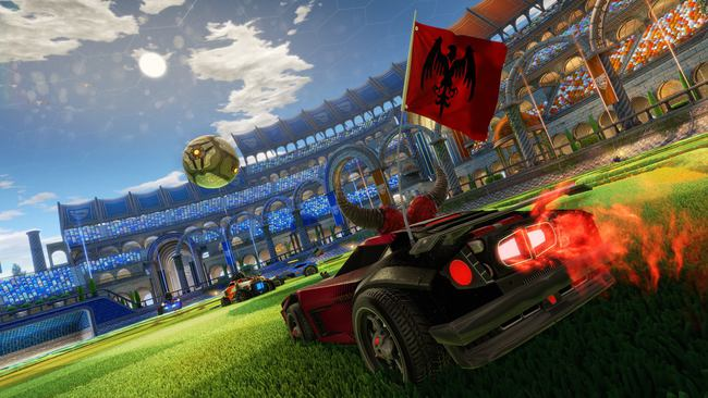 Rocket League v1 05 patch brings match filtering and in-game
