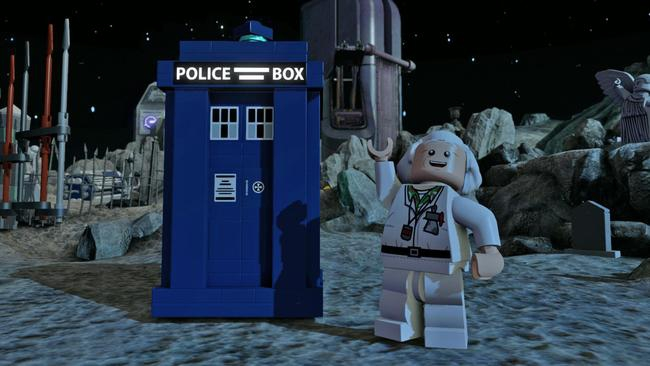 Every incarnation of the Doctor from Doctor Who will be playable ...