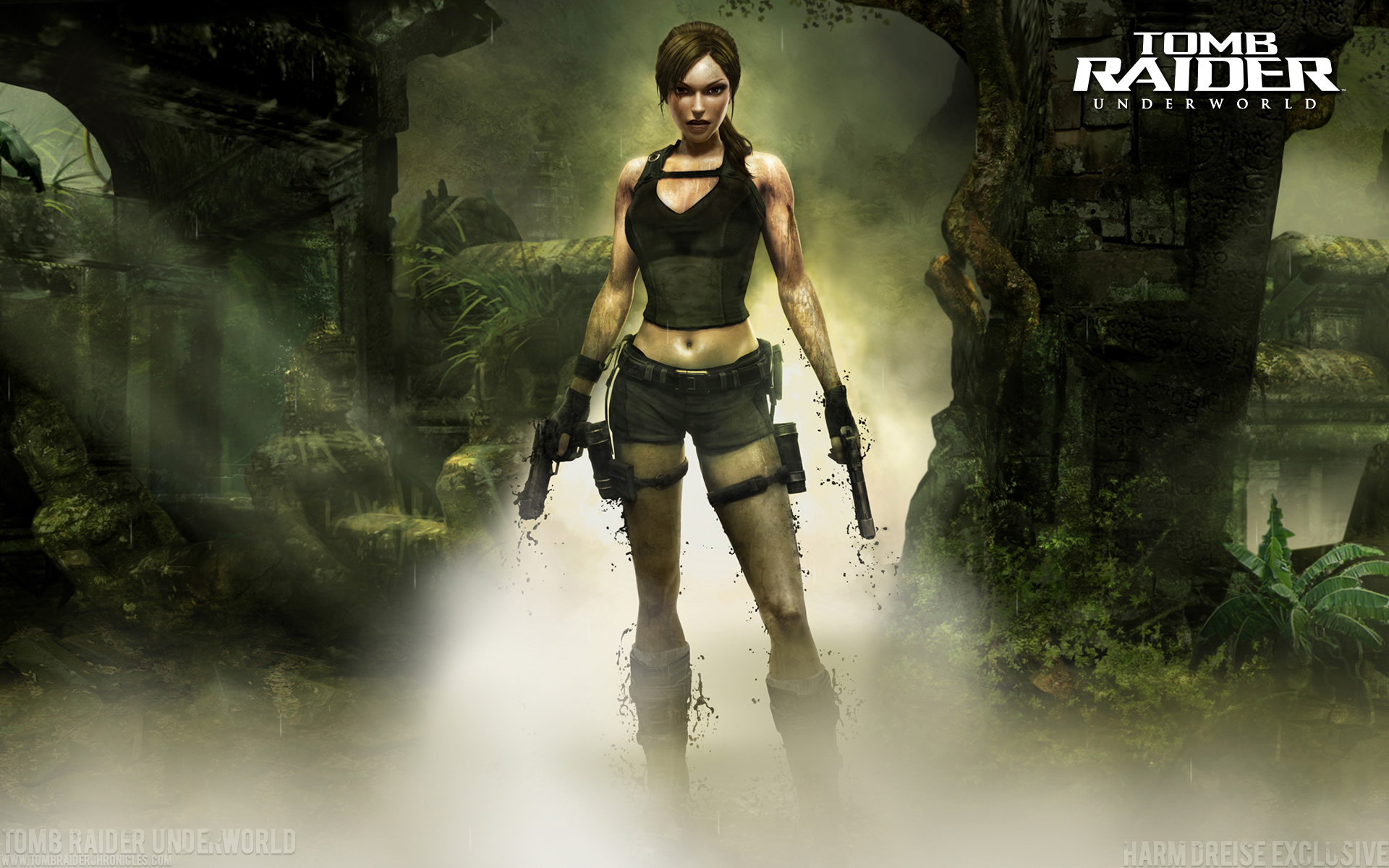 Thailand Why Can T I Pull The Lever Tomb Raider Underworld