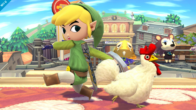 Toon Link Playable In Upcoming 3ds Version Of Hyrule Warriors Legends Neoseeker