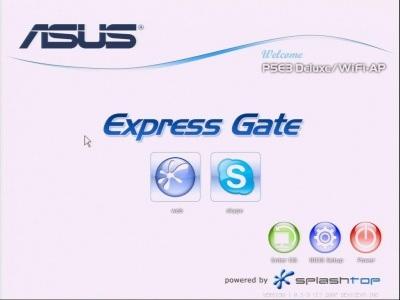 Asus Splashtop