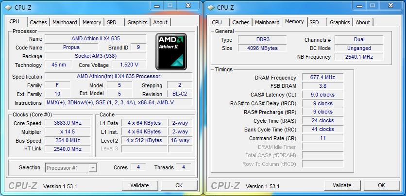 Overclocking Underclocking Amd Athlon Ii X4 635 Phenom Ii X4 910e Review Page 10