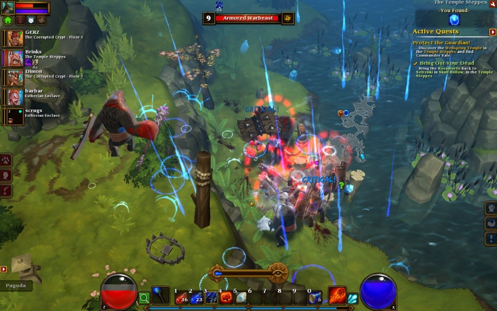how to download synergies mod torchlight 2